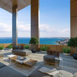 4 Bedroom Duplex with Sky Terrace in Limassol