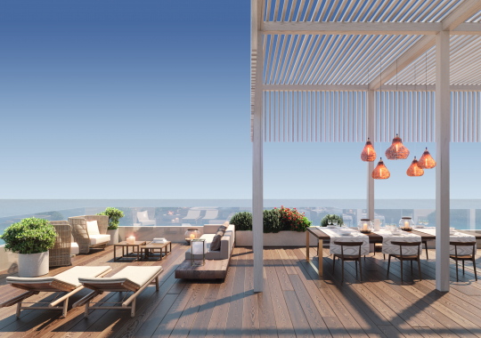 Penthouses in Cyprus