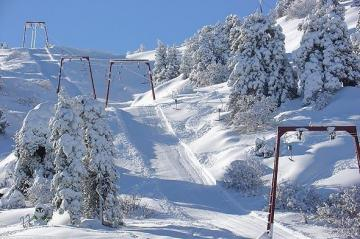 Mountain Cyprus: hotels, resorts and skiing in Cyprus