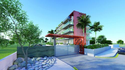 3 Bedroom Penthouse in Protaras
