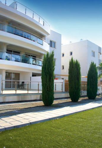 Апартаменты с 2 спальнями в Ларнаке
