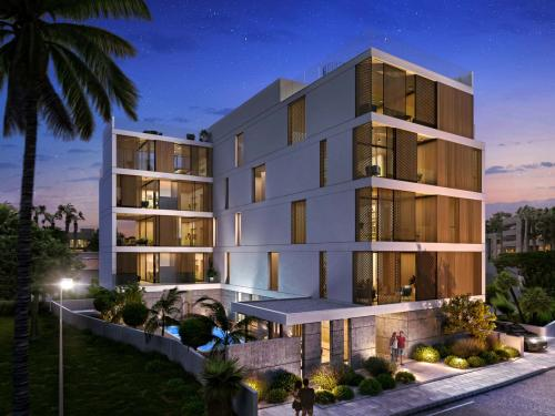 Апартаменты с 3 спальнями в Никосии