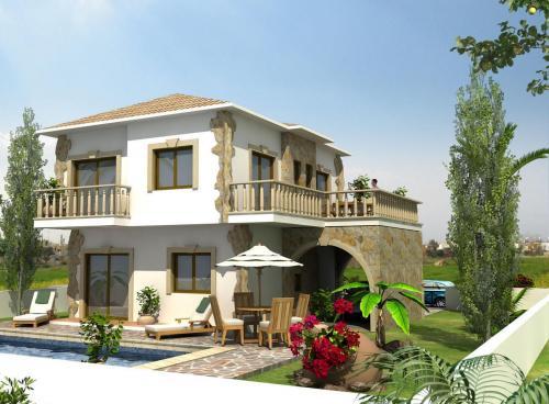 3 Bedroom Villa in Famagusta