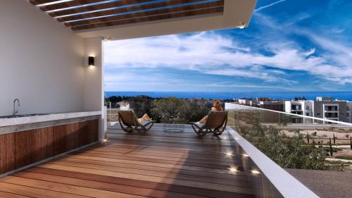 4 Bedroom Villa in Pafos