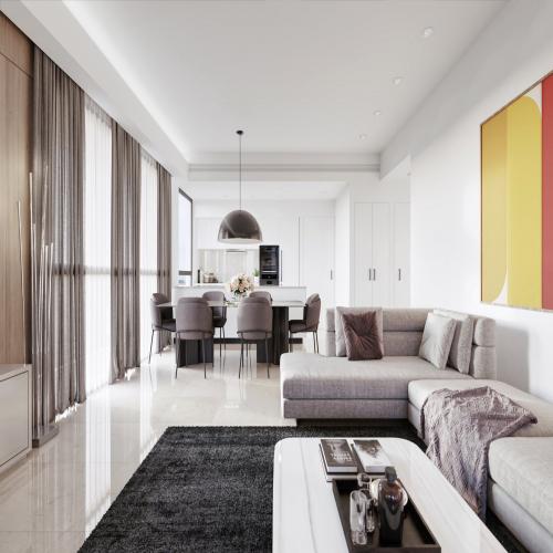 2 bedroom Duplex in Limassol