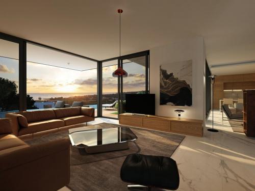 5 Bedroom Villa in Pafos