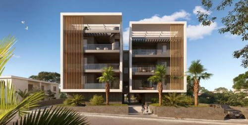 3 Bedroom Penthouse in Pafos