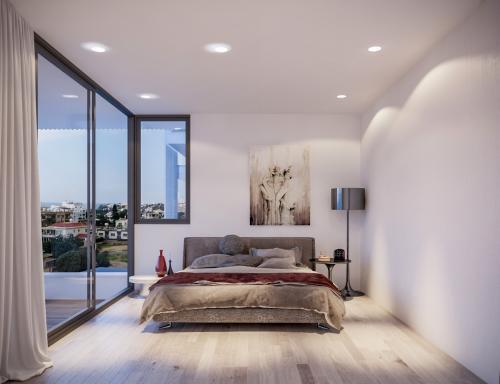Апартаменты с 2 спальнями в Пафосе